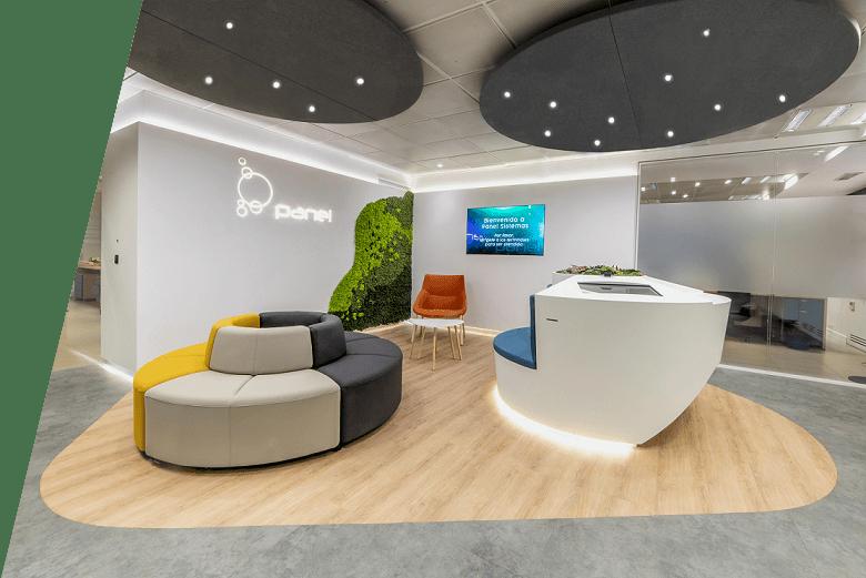 Kalena Visitas, software para la gestión de los espacios, visitas en la oficina